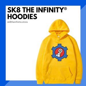 SK8 The Infinity Hoodies