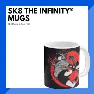 SK8 The Infinity Mugs