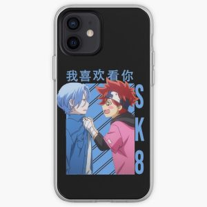 sk8 the infinity iPhone Soft Case RB01705 product Offical SK8 The Infinity Merch