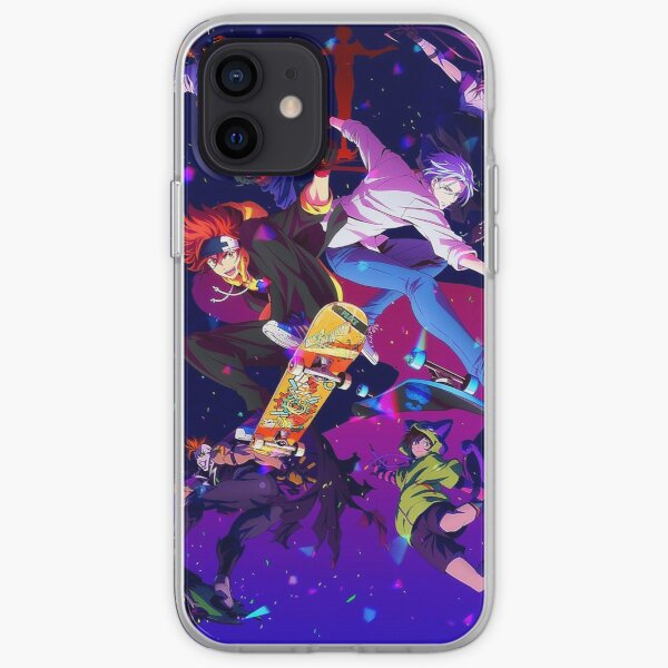 4K SK8 the infinity ! iPhone Soft Case RB01705 product Offical SK8 The Infinity Merch