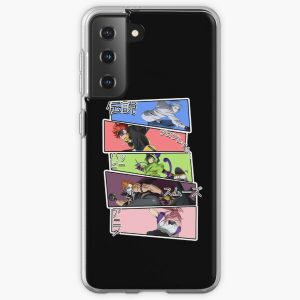 sk8 the infinity Samsung Galaxy Soft Case RB01705 product Offical SK8 The Infinity Merch