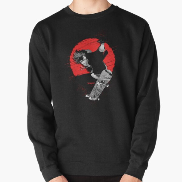 Reki - SK8 the Infinity Pullover Sweatshirt RB01705 product Offical SK8 The Infinity Merch