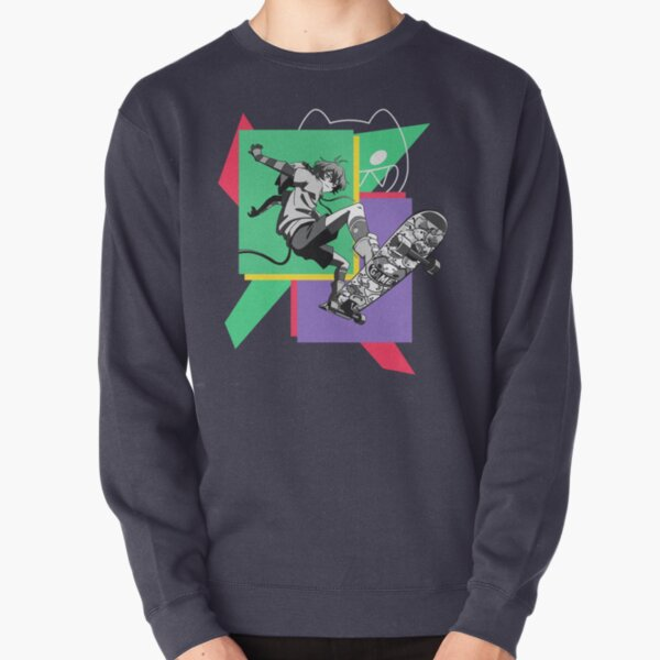Go Miya! Pullover Sweatshirt RB01705 product Offical SK8 The Infinity Merch