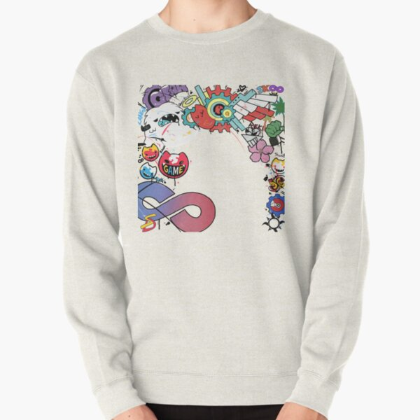 Sk8 Pullover Sweatshirt RB01705 product Offical SK8 The Infinity Merch