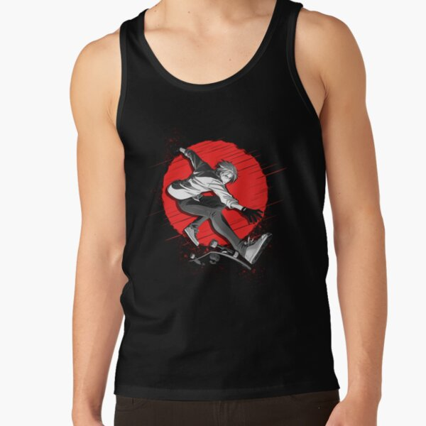 Langa - SK8 the Infinity Tank Top RB01705 product Offical SK8 The Infinity Merch
