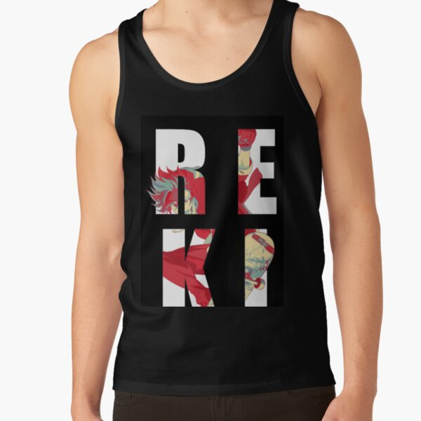 reki sk8 the infinity Tank Top RB01705 product Offical SK8 The Infinity Merch
