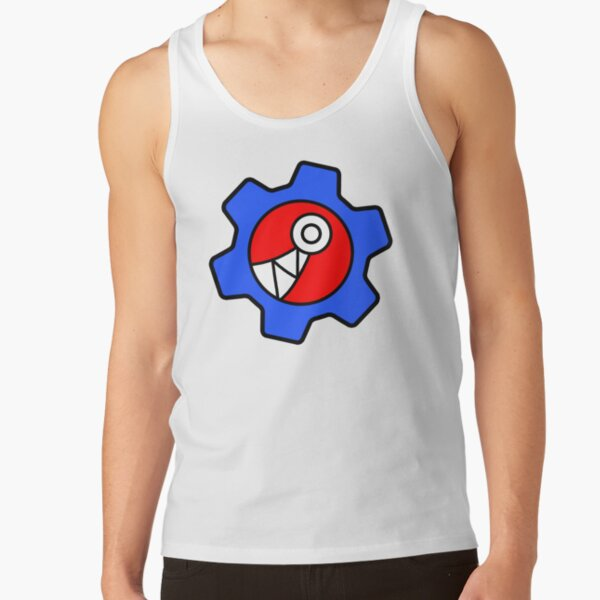 Reki Team Sk8 The Infinity Tank Top RB01705 product Offical SK8 The Infinity Merch