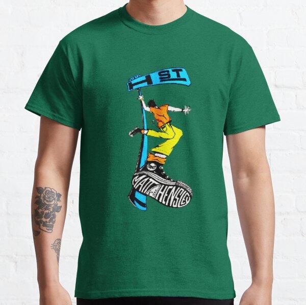 H Street Matt Hensley Classic T-Shirt RB01705 product Offical SK8 The Infinity Merch