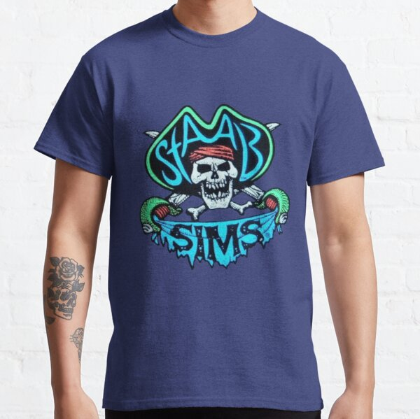 Sims Kevin Staab Classic T-Shirt RB01705 product Offical SK8 The Infinity Merch