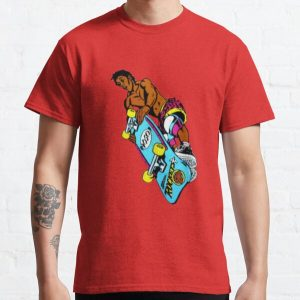 Christian Hosoi Rocket Air Classic T-Shirt RB01705 product Offical SK8 The Infinity Merch