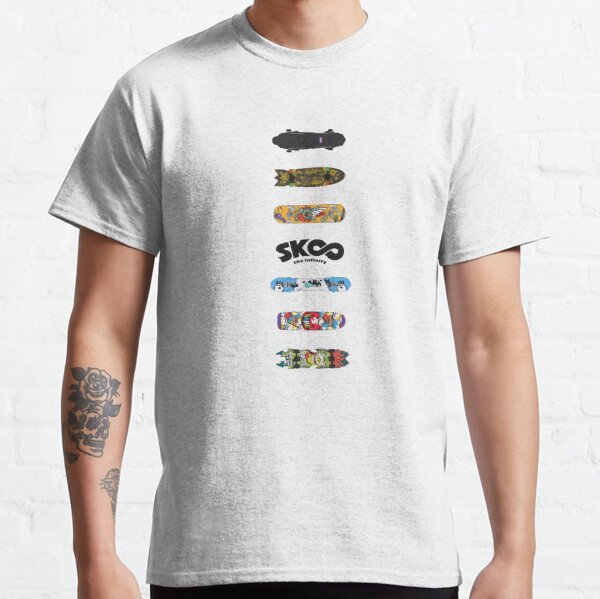 Sk8 the Infinity Classic T-Shirt RB01705 product Offical SK8 The Infinity Merch