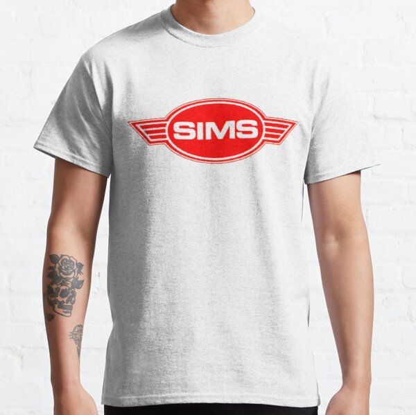 Sims skateboards Classic T-Shirt RB01705 product Offical SK8 The Infinity Merch