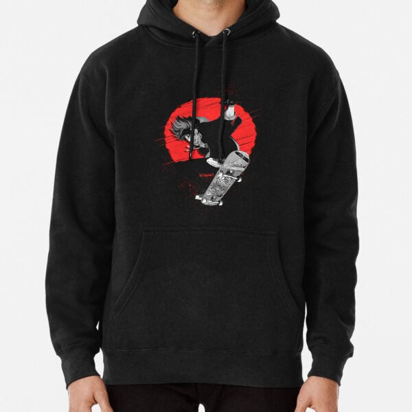 Reki - SK8 the Infinity Pullover Hoodie RB01705 product Offical SK8 The Infinity Merch