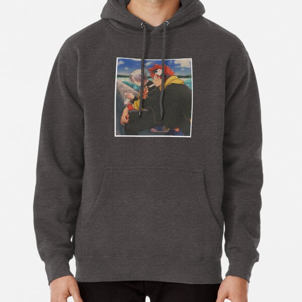 Reki and Langa sk8 the infinity  Pullover Hoodie RB01705 product Offical SK8 The Infinity Merch