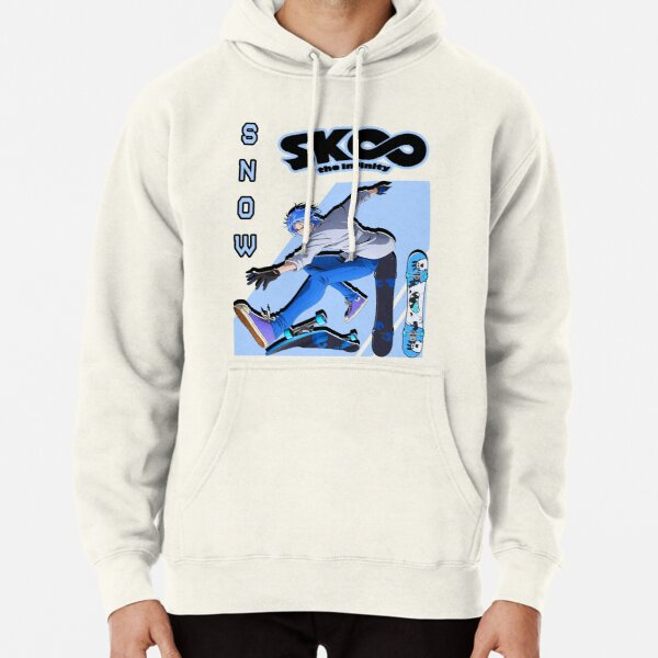 SNOW INFINITY Pullover Hoodie RB01705 product Offical SK8 The Infinity Merch