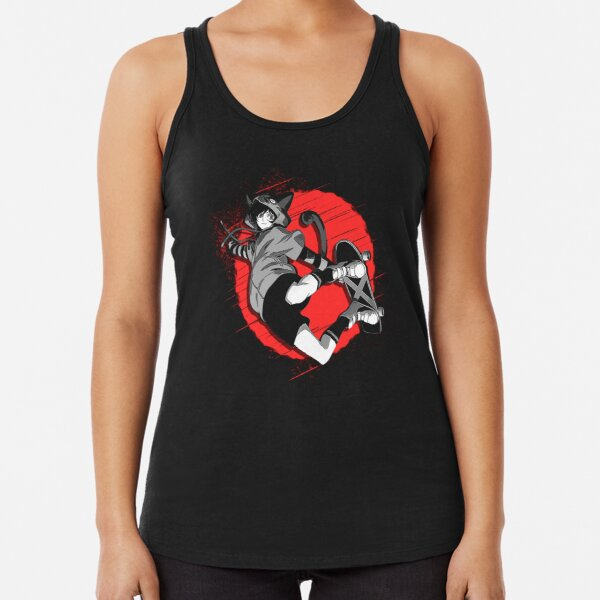Miya - SK8 the Infinity Racerback Tank Top RB01705 product Offical SK8 The Infinity Merch