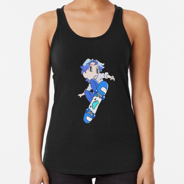 Langa sk8 the Infinity  Racerback Tank Top RB01705 product Offical SK8 The Infinity Merch