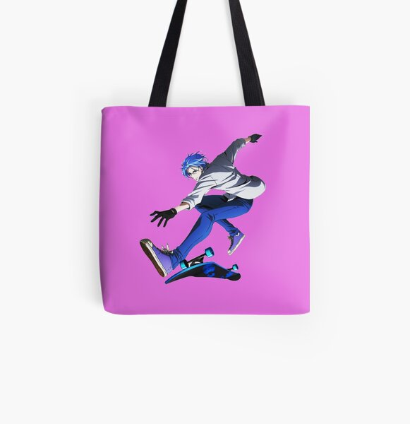 Langa sk8 the Infinity  All Over Print Tote Bag RB01705 product Offical SK8 The Infinity Merch