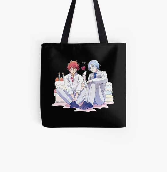 Reki and Langa birthday All Over Print Tote Bag RB01705 product Offical SK8 The Infinity Merch