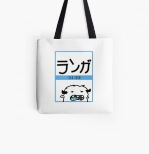 Team snow (Langa) All Over Print Tote Bag RB01705 product Offical SK8 The Infinity Merch