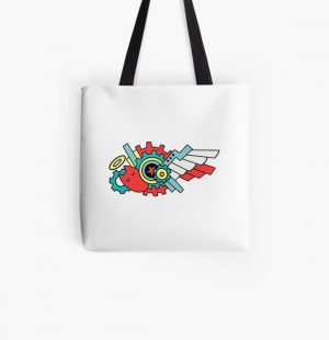 sk8 All Over Print Tote Bag RB01705 product Offical SK8 The Infinity Merch