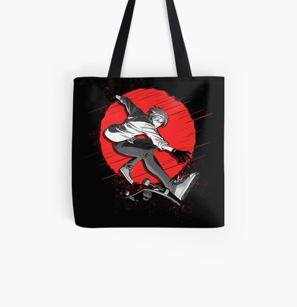 Langa - SK8 the Infinity All Over Print Tote Bag RB01705 product Offical SK8 The Infinity Merch