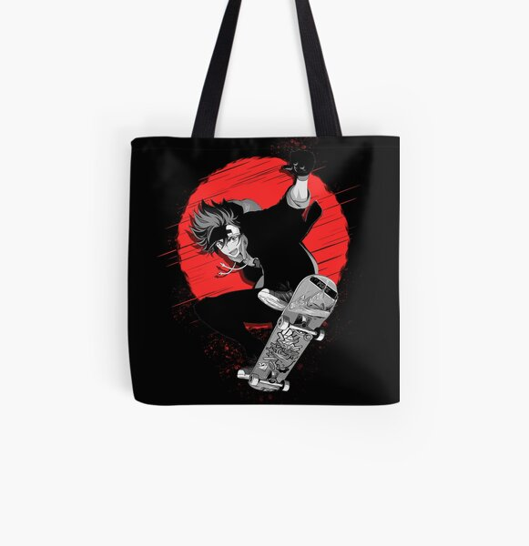 Reki - SK8 the Infinity All Over Print Tote Bag RB01705 product Offical SK8 The Infinity Merch