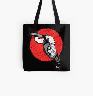 Joe - SK8 the Infinity All Over Print Tote Bag RB01705 product Offical SK8 The Infinity Merch