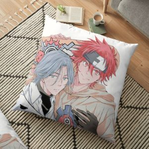 Sk8 the infinity Reki and Langa drawing Floor Pillow RB01705 product Offical SK8 The Infinity Merch