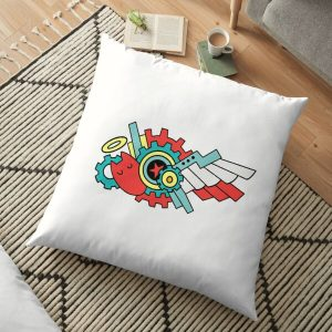 sk8 Floor Pillow RB01705 product Offical SK8 The Infinity Merch