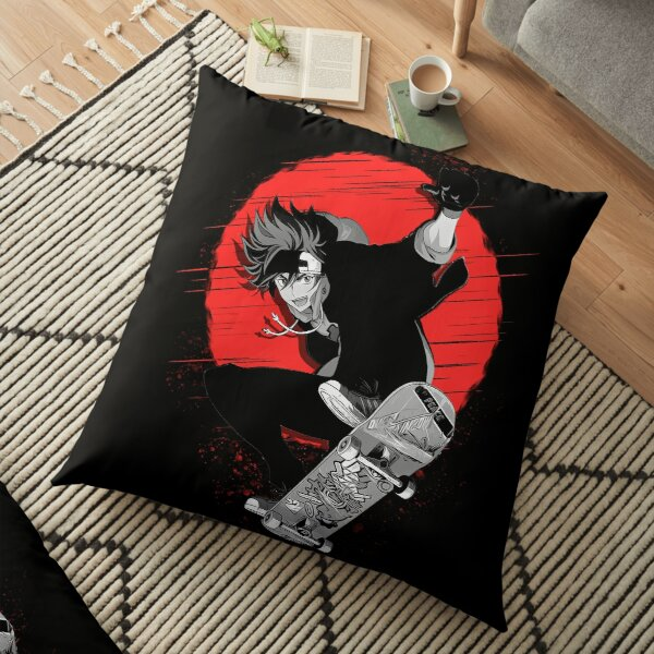 Reki - SK8 the Infinity Floor Pillow RB01705 product Offical SK8 The Infinity Merch