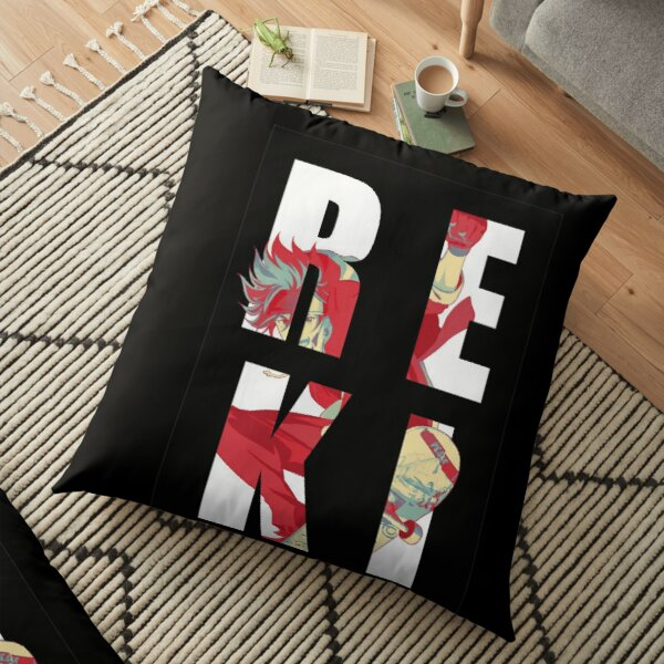 reki sk8 the infinity Floor Pillow RB01705 product Offical SK8 The Infinity Merch