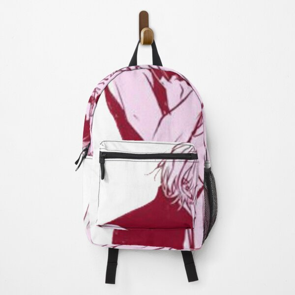 Reki and Langa kissing drawing Backpack RB01705 product Offical SK8 The Infinity Merch