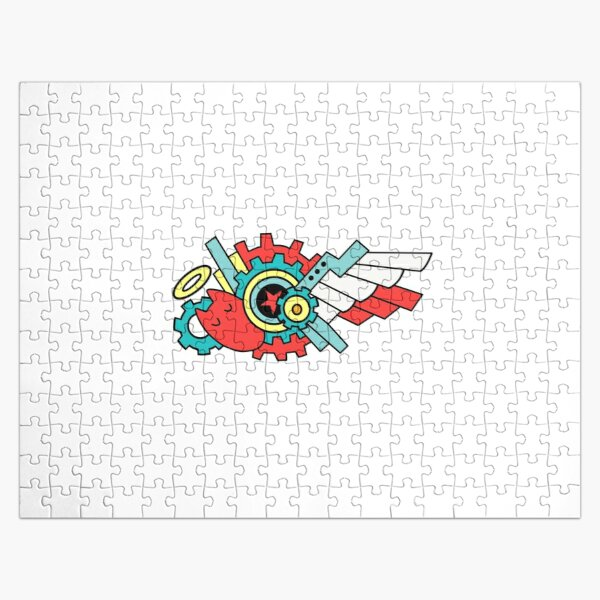 sk8 Jigsaw Puzzle RB01705 product Offical SK8 The Infinity Merch