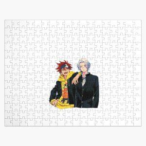 SK8 the Infinity Reki and Langa hug anime kawaii Jigsaw Puzzle RB01705 product Offical SK8 The Infinity Merch
