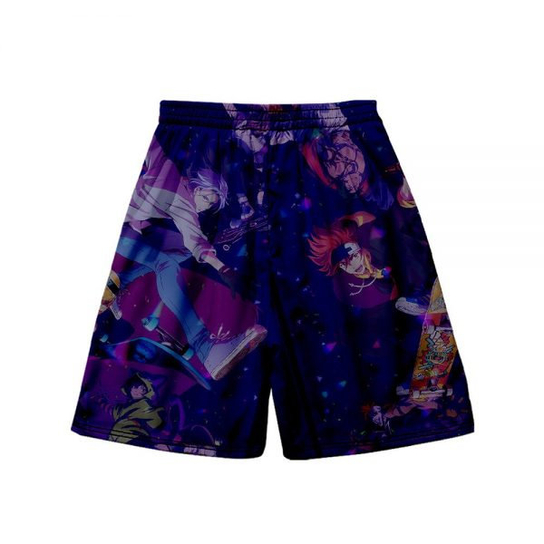 2021 3D Print sk8 the infinity Shorts Trunks New Quick Dry Beach Swiming Shorts Hip Hop 2 - SK8 The Infinity Store