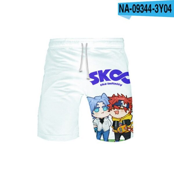 2021 New Arrival 3D Print sk8 the infinity Shorts Trunks New Quick Dry Beach Swiming Shorts 15.jpg 640x640 15 - SK8 The Infinity Store