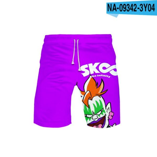 2021 New Arrival 3D Print sk8 the infinity Shorts Trunks New Quick Dry Beach Swiming Shorts 17.jpg 640x640 17 - SK8 The Infinity Store