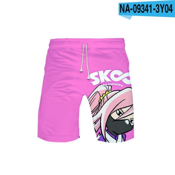 2021 New Arrival 3D Print sk8 the infinity Shorts Trunks New Quick Dry Beach Swiming Shorts 18.jpg 640x640 18 - SK8 The Infinity Store