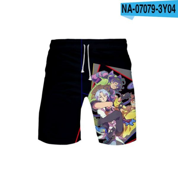 2021 New Arrival 3D Print sk8 the infinity Shorts Trunks New Quick Dry Beach Swiming Shorts 3.jpg 640x640 3 - SK8 The Infinity Store