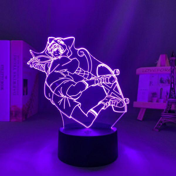 3d Led Light Anime SK8 The Infinity for Bedroom Decor Night Light Kids Brithday Gift Manga 3 - SK8 The Infinity Store