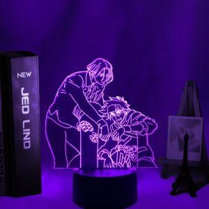 3d Led Light Anime SK8 The Infinity for Bedroom Decor Night Light Kids Brithday Gift Manga - SK8 The Infinity Store