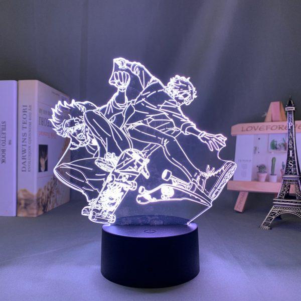 Anime Led Light SK8 The Infinity Reki X Langa for Bedroom Decor Night Light Kids Brithday - SK8 The Infinity Store