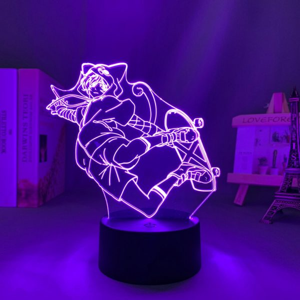 Anime Led Night Light SK8 The Infinity Miya for Bedroom Decor Nightlight Kids Brithday Gift Manga 1 - SK8 The Infinity Store