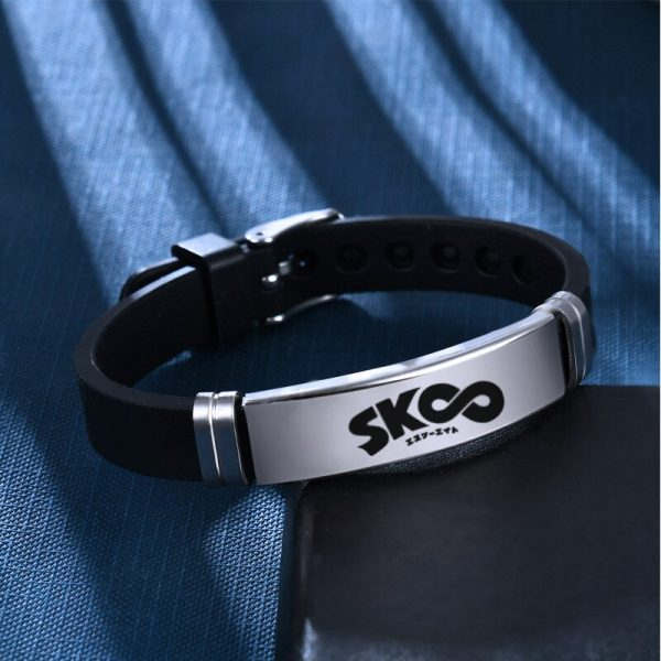 Anime Sk8 The Infinity Wristband Cosplay Prop Accessories Bracelet HandChain 2 - SK8 The Infinity Store