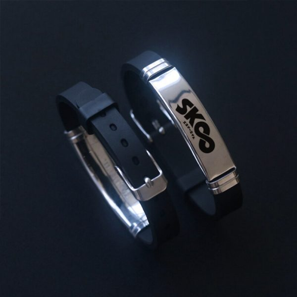Anime Sk8 The Infinity Wristband Cosplay Prop Accessories Bracelet HandChain 3 - SK8 The Infinity Store
