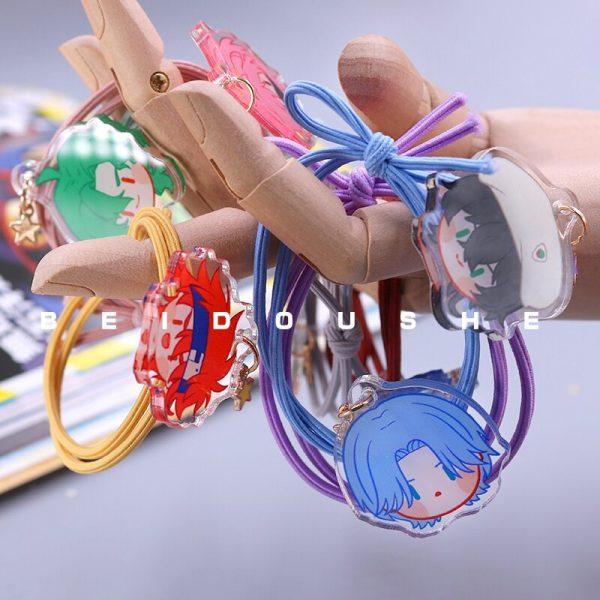 Japanese Anime SK8 the Infinity SK EIGHT REKI LANGA Cosplay Acrylic Cute Head Rope Headwear Game 1 - SK8 The Infinity Store