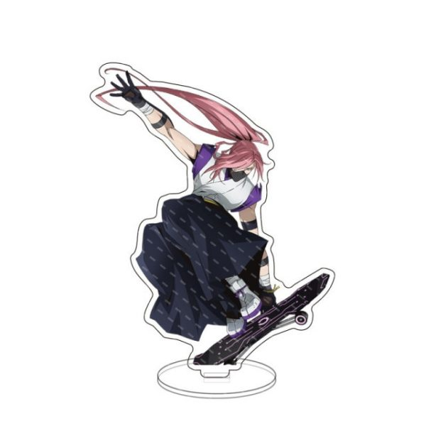 New Anime SK8 the Infinity Figure Cosplay Reki Snow Miya Cheery Blossom Acrylic Stands Model Desk 2.jpg 640x640 2 - SK8 The Infinity Store