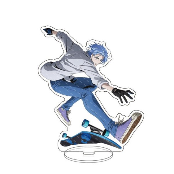 New Anime SK8 the Infinity Figure Cosplay Reki Snow Miya Cheery Blossom Acrylic Stands Model Desk 3.jpg 640x640 3 - SK8 The Infinity Store