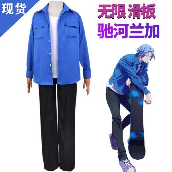 SK8 the Infinity Miya Chinen Hoodie Cosplay Costumes Hooded Zipper Sweatshirt Anime SK Eight Streetwear Pullover 9.jpg 640x640 9 - SK8 The Infinity Store